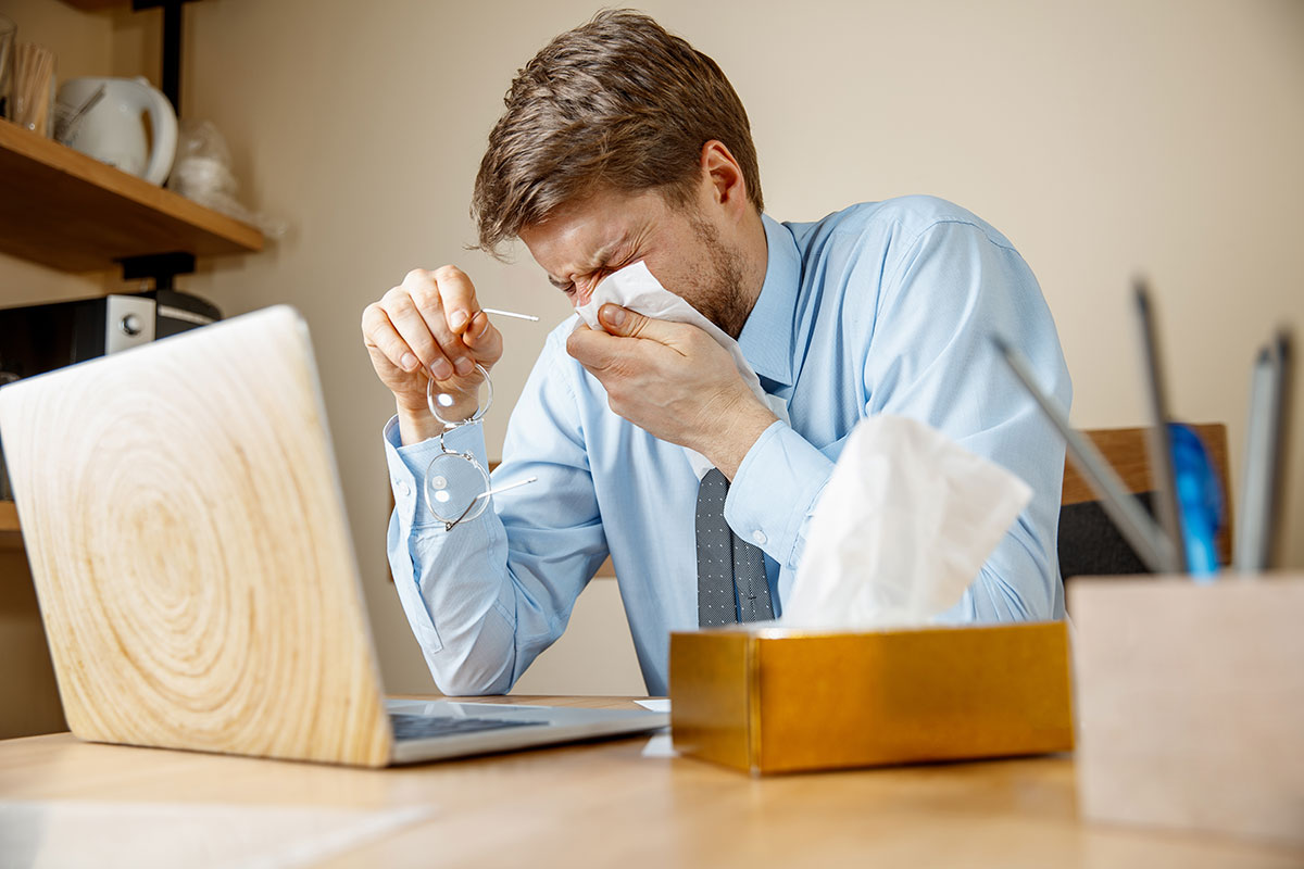 Homeopathy Allergic Rhinitis Treatment in Pune